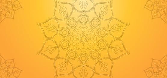 diwali yellow background, Diwali, Background, Deepavali Background image