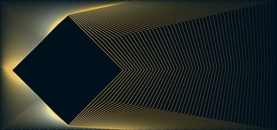 golden luxury vector background design with gold line shape element, Black, Luxury, Gold Background image