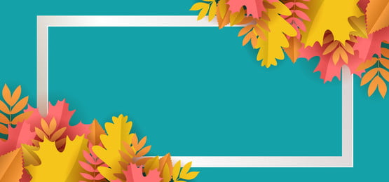 पेपर फ्लोरल बैकग्राउंड ऑटम सीज़न क्राफ्ट ओरिगामी स्टाइल डिज़ाइन, कागज, पुष्प, पृष्ठभूमि पृष्ठभूमि छवि