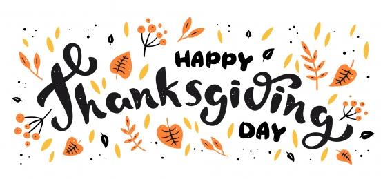nền với lá mùa thu và vẽ tay chữ cảm ơn hạnh phúc, Lễ Tạ ơn., Hạnh Phúc., Ban Ngày. Ảnh nền