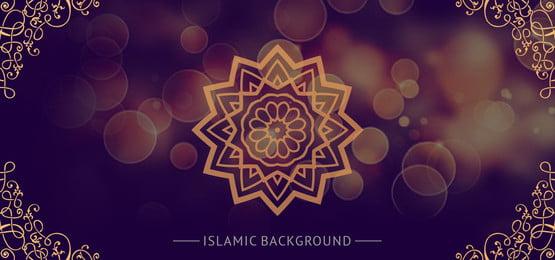 イスラム背景, 抄録, アッラー, アラビア語 背景画像