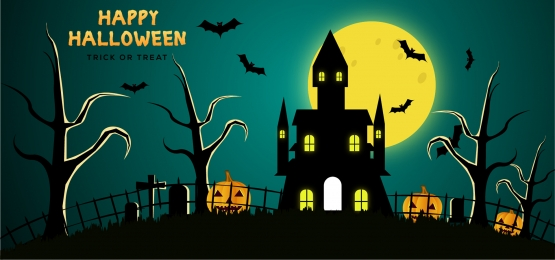 halloween horror night background, Event, Treat, Tree Background image