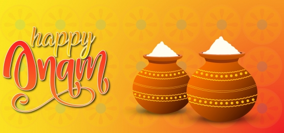 happy onam  celebrations abstract background, Art Form, Asian, Classical Background image