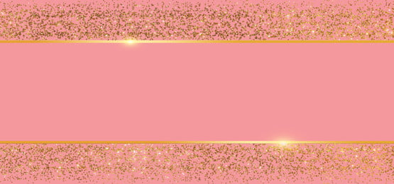 golden glitter sparkle with long line bright in pink background, Pastel, Birthday, Party Background image