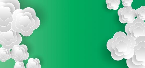 हरे कागज की पृष्ठभूमि, वेक्टर, कागज, कटौती पृष्ठभूमि छवि