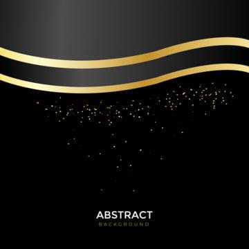 bungkus garis keemasan dengan latar belakang glitter berwarna warni , Minimalists, Berombak, Lengkung imej latar belakang