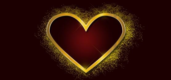 सोने की धूल के साथ सुनहरे दिल चमकदार फ्रेम पृष्ठभूमि, सोने, सोने के फ्रेम, सोने की चमकदार फ्रेम पृष्ठभूमि छवि