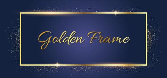शानदार प्रकाश सोने के फ्रेम चमक पृष्ठभूमि, सोने, फ्रेम, लक्जरी पृष्ठभूमि छवि