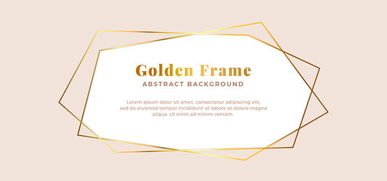 simple clean polygonal line frame abstract background template design  white paper with modern geometric shape ornament vector illustration, Clean, White, Polygonal Background image