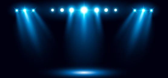 sân khấu biểu diễn 3d bục chiếu sáng nền, Ba Chiều, Abstract, Quảng Cáo Ảnh nền