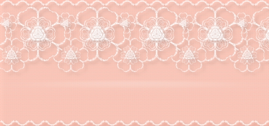 white lace flowers with curved trims on old rose color background, Lace, White, Flower Background image