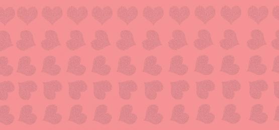 दिल चमकदार के साथ गुलाबी में अमूर्त पृष्ठभूमि, सार, पृष्ठभूमि, दिल पृष्ठभूमि छवि