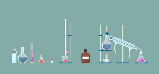 化學實驗室設備設計背景, 蒸餾, 實驗室, 實驗 背景圖片