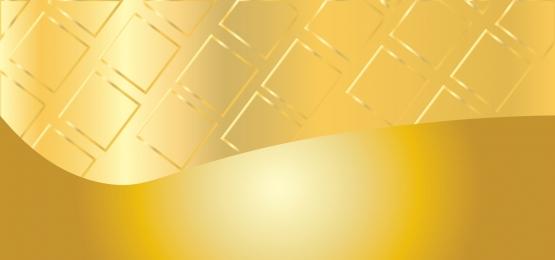 фантастический золотой фон с волнами и коробками золотого цвета, модели, резюме, справочная информация Фоновый рисунок