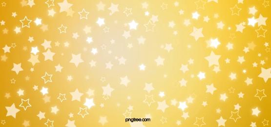 golden fantasy ngôi sao trang trí nền, Những Ngôi Sao, Nền, Màu Vàng. Ảnh nền