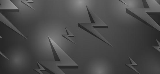 grayscale vektor bergaya reka bentuk latar belakang kertas dinding dengan objek 3d geometri, Geometri, Latar Belakang, Dinding imej latar belakang