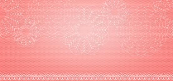 फीता फूल और पुराने गुलाब रंग की पृष्ठभूमि पर सफेद रंग में ट्रिम, फीता, फूल, पृष्ठभूमि पृष्ठभूमि छवि
