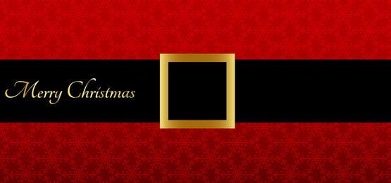 मेरी क्रिसमस सांता बेल्ट पृष्ठभूमि, ग्रीटिंग, मीरा, लाल पृष्ठभूमि छवि