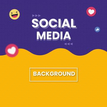 phương tiện truyền thông xã hội nền thiết kế vector , Truyền Thông Xã Hội, Thiết Kế Các Vector, Nền Ảnh nền