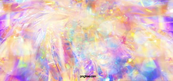 fond de bannière de paillettes texturé arc en ciel brillant, Film Léger, Colorado, Iris Image d'arrière-plan