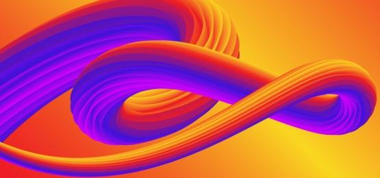 3d hình dạng chất lỏng đầy màu sắc hợp thời trang hình nền trừu tượng, Sự Kiện, Chế độ, Đường Cong Ảnh nền