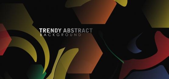 abstrak warna minimalis bergaya latar belakang kertas dinding latar belakang, Bergaya, Poster, Template imej latar belakang