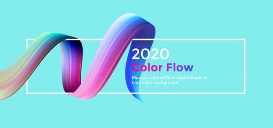 color flow abstract liquefy fluid color background, Background, Fluid, Abstract Background image