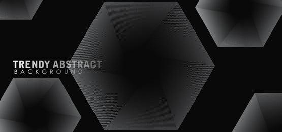 reka bentuk kertas vektor abstrak nada geometri yang bergaya, Dinding, Bentuk, Corak imej latar belakang