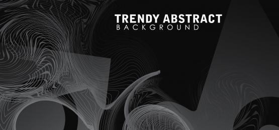 design de papel de parede moderno em vetor em tons de cinza com tema abstrato, Ornamento, Vector, Linhas Imagem de fundo