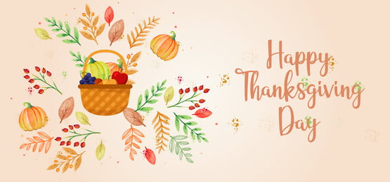 फ्लैट वेक्टर के साथ सुंदर धन्यवाद दिन पृष्ठभूमि, अमेरिकी, शरद ऋतु, सेम पृष्ठभूमि छवि