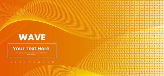 orange abstract wave line colorful background, Background, Banner, Frame Background image