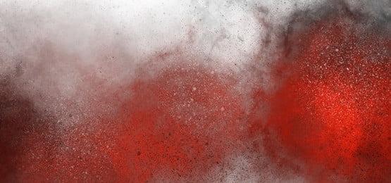लाल सफेद काले धुएं की पृष्ठभूमि, लाल, सफेद, काली पृष्ठभूमि छवि