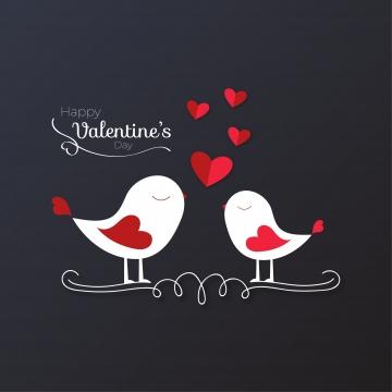 romântico amor pássaros dia dos namorados s plano de fundo , Romântico, Aves, Casal Imagem de fundo