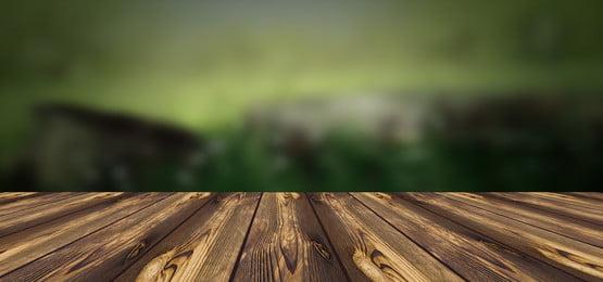 ब्लर बैकग्राउंड के साथ वुडन बोर्ड खाली टेबल, धारीदार, दाग, इंटीरियर पृष्ठभूमि छवि