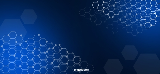 blue gradient color minimalistic technology medical molecular structure background, Gradient Color, Blue, Simple Background image