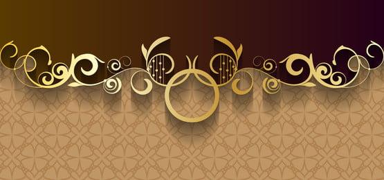 फीता और पुष्प गहने के साथ भूरे रंग की पृष्ठभूमि, फैशन, कला, शादी पृष्ठभूमि छवि