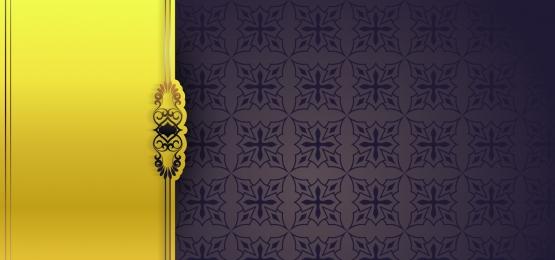 유럽 원활한 꽃 배경 패턴, 디자인, 모드, 구식 배경 이미지