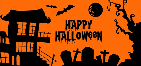halloween horror elements background, Black, Colorful, Night Background image