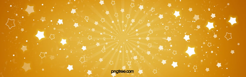 hand drawn vector yellow stars background, Hand Drawn Yellow Stars, Vector Stars, Yellow Background Background image