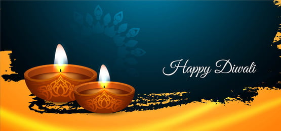 happy diwali colorful festive banner, Diwali, Background, Abstract Background image