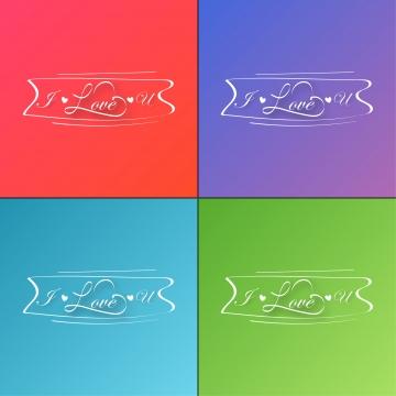 ich liebe dich typografie mit farbverlauf hintergründe , Ich Liebe Dich, Ich Liebe Dich Typografie, Typografie Hintergrundbild