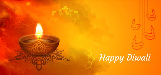 indian festival happy diwali greeting banner, Diwali, Background, Abstract Background image