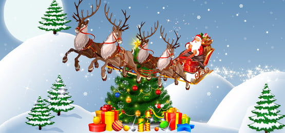 merry christmas background, Merry, Christmas, Santa Background image