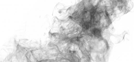 khói lửa đen trên nền trắng, Bóng Tối, Thuốc Lá., Nền Ảnh nền