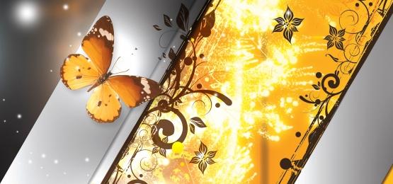 お菓子やテキストのロゴのゴールドの背景, 背景, ゴールド, お菓子 背景画像