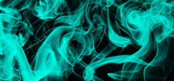 gothic neon teal smoke background, Neon, Blue, Smoke Effect Background image