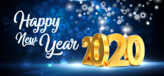 happy new year 2020, Happy, New, Year Background image