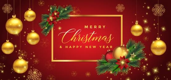 メリークリスマス, メリー, クリスマス, ゴールデン 背景画像