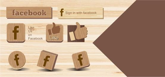 나무 소셜 미디어 아이콘, 나무 소셜 미디어 아이콘, 나무, 나무 아이콘 배경 이미지