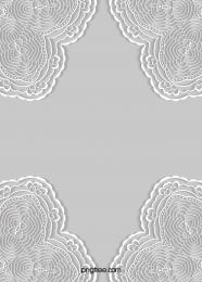회색 종이 잘라 스타일 추상적 인 배경 , 회색., 종이를 오리다, Stereoscopic 배경 이미지